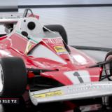 F1 2018 klasszikus autók