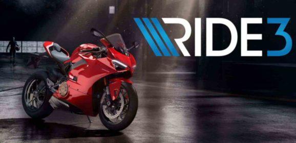 Novemberben érkezik a Ride3!