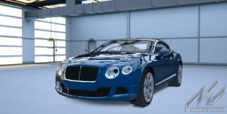 AC 2011 Bentley Continental GT v1.16