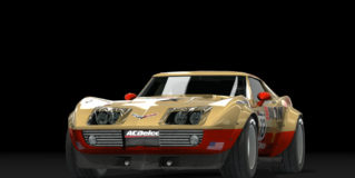AC 1969 Chevrolet Corvette C3 v1.16