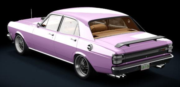 AC 1971 Ford Falcon XY GT-HO Phase III 351 v1.01