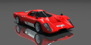 AC 1969 McLaren M6 GT v1.16
