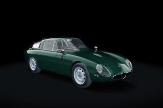 AC 1965 Alfa Romeo Giulia Tubolare Zagato v1.16.3