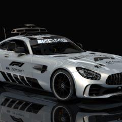 AC 2018 Mercedes AMG GT R Formula 1 Safety Car v1.16