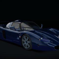 AC 2006 Maserati MC12 Versione Corse v1.16