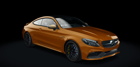 AC 2017 Mercedes-AMG C 63 S Coupe 3in1 v1.16