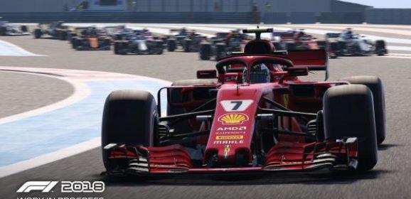 F1 2018 javítások
