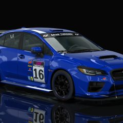 AC 2016 Subaru WRX STi Time Attack Cup v1.16