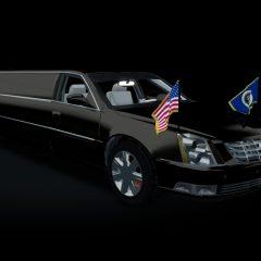 AC 2012 Cadillac DTS Presidential State Car v1.16
