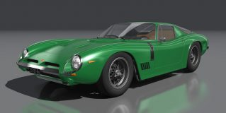 AC 1964 Bizzarrini GT Strada 5300 v1.16