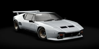 AC 1984 De Tomaso Pantera GT5-S v1.16