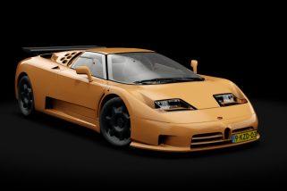 AC 1992 Bugatti EB 110 Super Sport v1.16