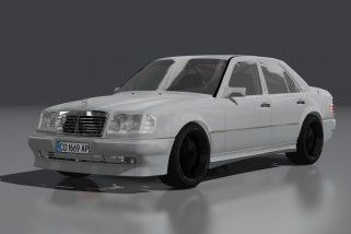 AC 1994 Mercedes-Benz E500 v1.16