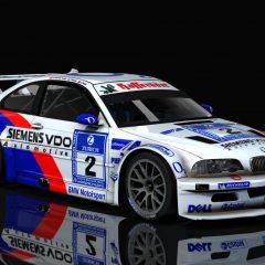 AC 2001 BMW M3 E46 GTR GT2 v1.16