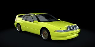 AC 1996 Subaru Alcyone SVX v1.16