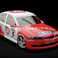 AC 1999 Opel Vectra Cup v1.16