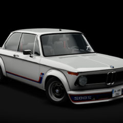 AC 1973 BMW 2002 Turbo v1.16