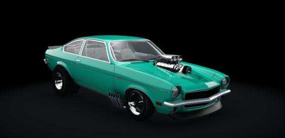 AC 1971 Chevrolet Vega SS v1.16