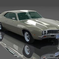 AC 1970 Mercury Montego MX Brougham v1.16
