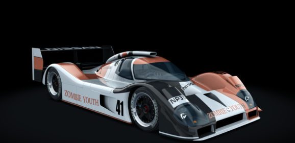 AC 1992 Nissan NP35 v1.16