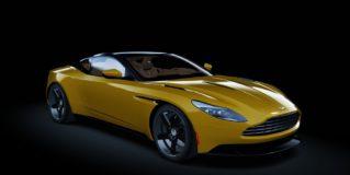 AC 2016 Aston Martin DB11 Avant Race v1.16