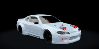 AC 2000 Nissan S15 Twin Turbo Coyote V8 v1.16