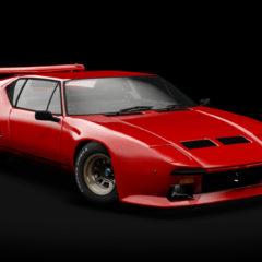 AC 1986 De Tomaso Pantera GT5-S v1.16