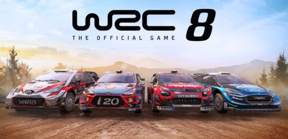 WRC 8 E3 2019 előzetes