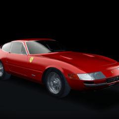 AC 1968 Ferrari 365 GTB4 'Street' v1.16