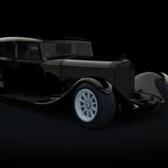 AC 1931 Bentley 9 Litre V16 RR v1.16