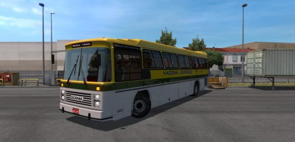 ETS2 Scania Nielson 250 v1.35.x