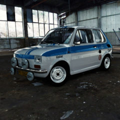 AC Fiat 126P Group 2 v1.0