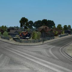 ETS2 Road to Aral v1.1b