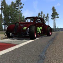 AC Legends Cars Mod v1.0