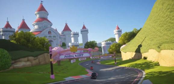 AC Mario Kart 8 Royal Raceway