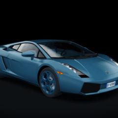 AC Lamborghini Gallardo E-Gear v0.9