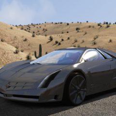 AC 2002 Cadillac Cien XV12 v1.3
