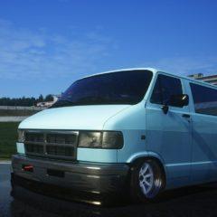 AC 1999 Dodge Ram Van