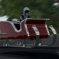 AC Santa's V8 Sled