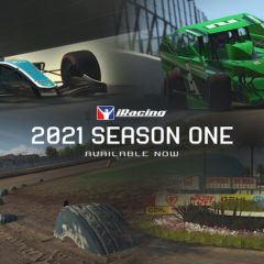 iRacing 2021 Season 1 Build