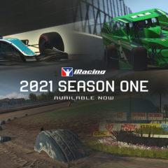 iRacing 2021 Season 1 Build