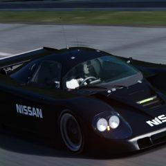AC 1989 Nissan R89C LM spec v1.55