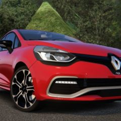 AC 2013 Renault Clio RS4 3in1