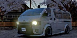 AC 2021 Toyota Hiace GR v0.991