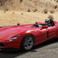 2019 Ferrari Monza SP1 & SP2