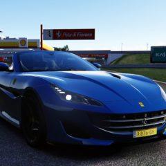 AC 2019 Ferrari Portofino 2in1 v1.16