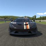 Itt az iRacing McLaren 570S GT4