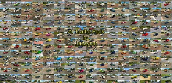ETS2 AI Traffic Pack v14.8