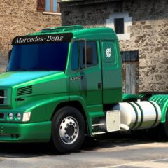 ETS2 Mercedes-Benz 1634 v1.4