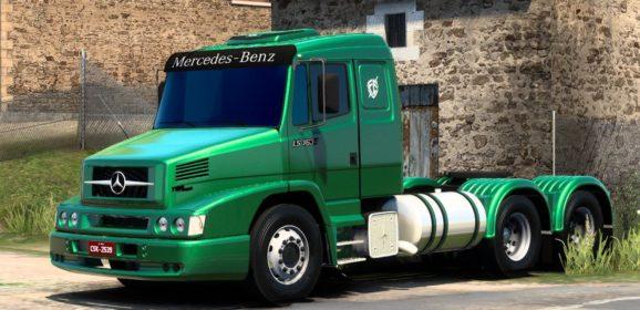 ETS2 Mercedes-Benz 1634 v1.4